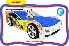 Детская кровать Детская кровать Домик-Land Пилот