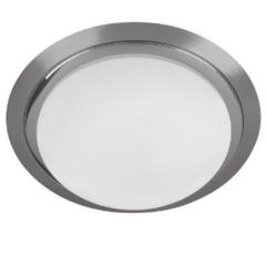 Настенно-потолочный светильник IDlamp Alessa 371/20PF-Whitechrome