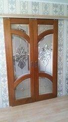 Межкомнатная дверь Межкомнатная дверь из массива Демидав-Массив Модель 4