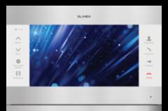 Домофон Домофон Slinex SL-10M silver + white