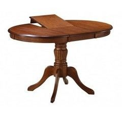 Обеденный стол Обеденный стол из Малайзии Малазийская мебель DM-T4EX4 дуб