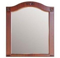 Мебель для ванной комнаты Атолл Зеркало Венеция redwood