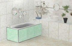 Экран под ванну Метакам Премиум А зеленый 1480