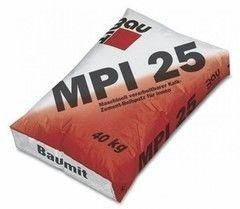 Штукатурка Штукатурка Baumit MPI 25