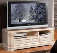 Подставка под телевизор Гомельдрев Престиж ГМ 5960 (крем с патинированием)