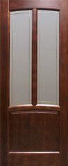 Межкомнатная дверь Межкомнатная дверь Ока из массива ольхи Виола ДО