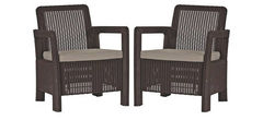 Комплект мебели из ротанга Keter Tarifa 2 chairs