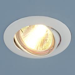 Встраиваемый светильник Elektrostandard 104S WH (белый)