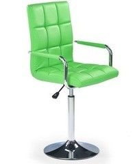 Детский стул Детский стул Halmar Gonzo зеленый