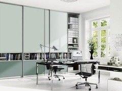 Шкаф офисный Raumplus Светло-серый в кабинет