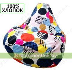 Бескаркасное кресло Бескаркасное кресло Kreslomeshok.by Груша Г2.6-123