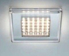 Встраиваемый светильник Fabbian Quadriled F18 F01 00