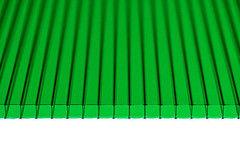 Светопрозрачная кровля Selmaks Гаспадар 2100x6000x6мм зеленый