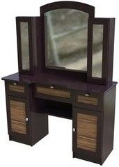 Туалетный столик Феникс-Мебель МК-18 венге