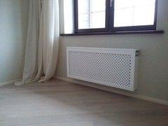 Экран для радиаторов Interno.by из массива 4