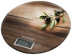 Кухонные весы Кухонные весы Maxwell MW-1460 BN