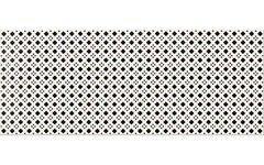 Плитка Плитка Opoczno Black & White pattern d 20x50
