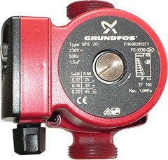 Насос для воды Насос для воды Grundfos UPS 25-50 130