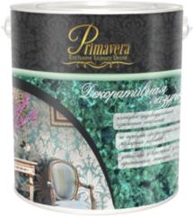 Декоративное покрытие Primavera Лазурь глянцевая (3л)