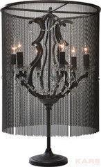 Настольный светильник Kare Chandelier Chain 53cm 36357