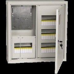 Распределительный щит IEK ЩУРв-3-24зо-1 38 IP31 (580х520х165)