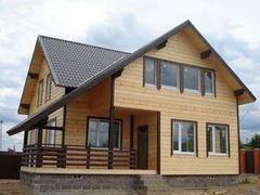 Каркасный дом Каркасный дом ИП Сопин А.В. Пример 7