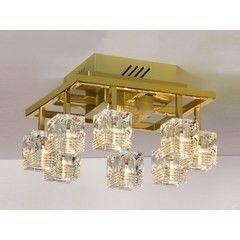Настенно-потолочный светильник Lussole PALINURO LSA-7917-08