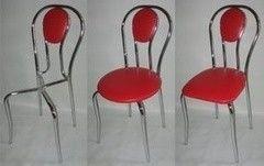 Кухонный стул Фатэль Тюльпан М (маленькая спинка)
