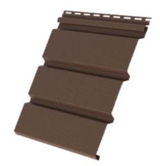 Софит Grand Line Т4 AMERIKA (гладкий) коричневый