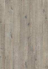 Виниловая плитка ПВХ Виниловая плитка ПВХ Quick-Step Pulse Click PUCL40106 Дуб хлопковый темно-серый пилёный