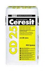 Защита и ремонт бетона Ceresit CD 25