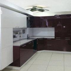 Кухня Кухня AA-Glass Пример 63 (панель AGT)