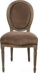 Кухонный стул Kare Villa Louis Fango Velvet 74023