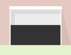 Alutech Роллетные рулонные гаражные ворота