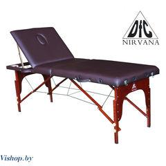 Мебель для салонов красоты DFC Массажный стол NIRVANA Relax Pro коричневый