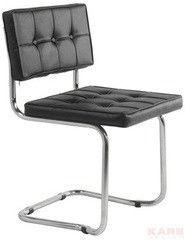 Офисное кресло Офисное кресло Kare Cantilever Chair Expo Black 71759