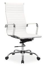 Офисное кресло Офисное кресло Signal Q-040 экокожа (белый)