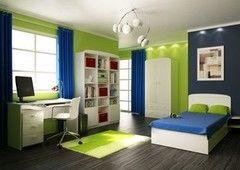 Детская комната Детская комната The Мебель Пример 30