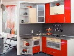 Кухня Кухня Лига мебели Вариант 106