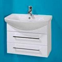 Мебель для ванной комнаты Акваль Тумба Паола 60 белая