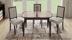 Обеденный стол Обеденный стол ТриЯ Сидней раздвижной на деревянных ножках