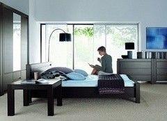 Кровать Кровать BRW August S-83-LOZ 160