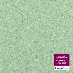 Линолеум Зеленый линолеум Tarkett iQ Melodia CMELI-2640