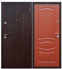 Входная дверь Входная дверь Йошкар Стройгост 7-2 Итальянский орех