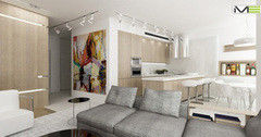 Дизайн квартир и коттеджей Maze Studio Проект 14