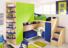Детская комната Детская комната БелБоВиТ Пример 169