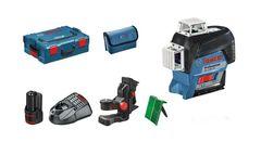 Bosch Bosch GLL 3-80 CG Professional (в L-Boxx с держателем BM 1)