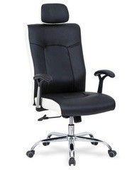 Офисное кресло Офисное кресло Halmar Comet (черно-белый)