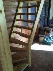 Деревянная лестница Деревянная лестница ИП Гуща В.Л. Пример 15