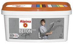 Декоративное покрытие Alpina Beton Effekt Finish (1л)